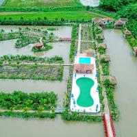 CASA ECO Mekong Resort, hotel near Can Tho International Airport - VCA, Can Tho