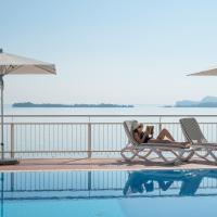 Hotel Villa Florida Suites & Suite Apartments, hotell i Gardone Riviera