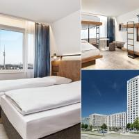 H2 Hotel München Olympiapark, hotel en Múnich