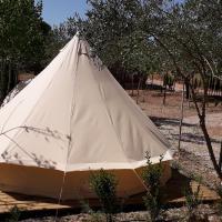 Pachamama ecocamping, hotel in Alborache