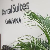 RENTAL SUITES CAMPANA, hotel en Campana