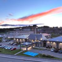 퀘벡에 위치한 호텔 호텔 코포르텔