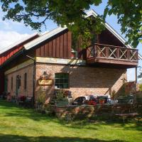 Fjøset på Knardal, hotell i Neset