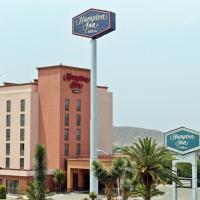 Hampton by Hilton Saltillo Zona Aeropuerto, hotel in Saltillo