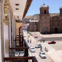 Hotel Hacienda Plaza de Armas, hotel in Puno