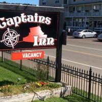 Captain's Inn, hotel em Alma