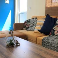 Boho Apartment near Athens Airport