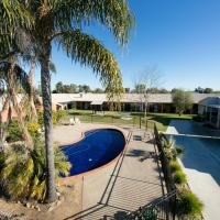 Ashleigh Court Motor Inn, hotel in Mulwala