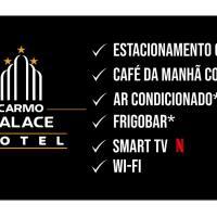 HOTEL CARMO PALACE
