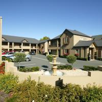 Tresori Motor Lodge, hotel in Akaroa