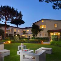 Villa Roma Imperiale, hotel in Forte dei Marmi