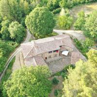 Agriturismo Podere Costarella, hotel in Radicondoli