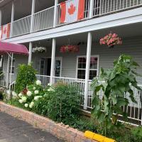 Midtown Motel & Suites, hotel em Moncton