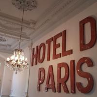 Hôtel de Paris, hotel a Limoges