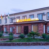 VOYAGE HOTEL, hotel en Ferganá