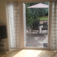 Studio Annex with private entrance in Bournemouth and Christchurch area, hotel in Bournemouth