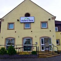 OYO Metro Inns Falkirk, hotel in Falkirk