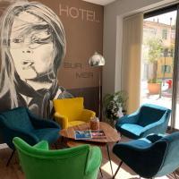 Holidays & Work HOTEL, hotel in Sanary-sur-Mer