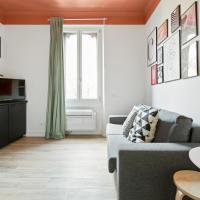 Modern and cozy apt in Porta Romana