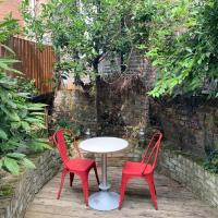Contractors and stacations Spacious flat in Angel for 5 people