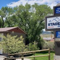 Stagecoach Inn & Suites, hotel in Dubois