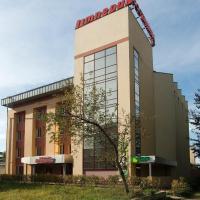 Отель Империя, отель в Иркутске