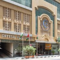 Crystal Plaza Hotel, hotel in Sharjah