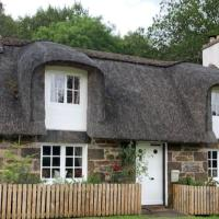 Glencroft A Fairytale thatched highland cottage