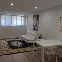 Spacious basement one bedroom apartment, WiFi.