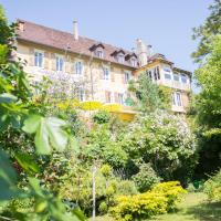 Hôtel de la Béroche, hotel in Saint Aubin Sauges