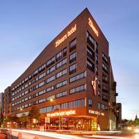 25hours Hotel HafenCity, hotel di Hamburg