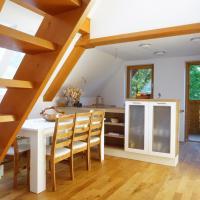 Spacious & cozy apartment at Lake Bohinj (Pr' Mižotu)