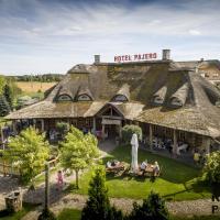 Hotel Pajero – hotel w mieście Horbów