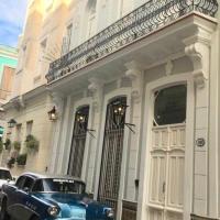 Chacón 160 - MPH, отель в городе Гавана