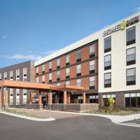 Home2 Suites By Hilton Madison Central Alliant Energy Center – hotel w mieście Madison