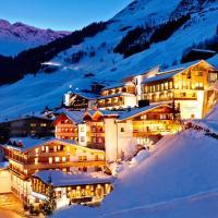 Hotel Berghof Crystal Spa & Sports, hotel na Tuxu