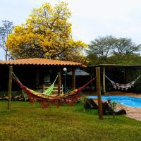 Pousada Estância das Angolas, hotel in Brumadinho