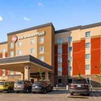 Best Western Plus Hinton Inn & Suites, hotel em Hinton