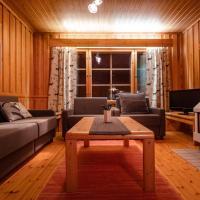 Pyhän Asteli Log Cottages, hotel in Pyhätunturi