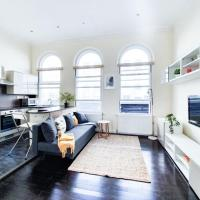 1Bed Apartment, by Holborn, sleeps 3