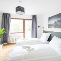 Glück Auf Appartements Kammerstr. Duisburg, hotel in Neudorf-Nord, Duisburg