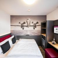 Airport Hotel Dürscheidt - KONTAKTLOSER SELF CHECK-IN