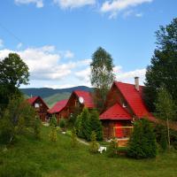 Teremok Guest House, hotel in Vyshka