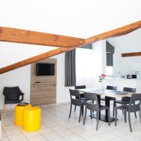 Zenitude Hôtel-Résidences La Versoix, hôtel à Divonne-les-Bains