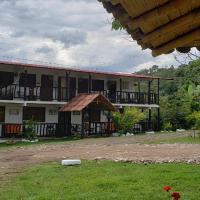 Hotel Huitaca San Agustin, hotel en San Agustín
