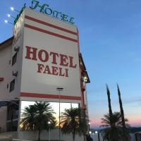 Hotel Faeli, hôtel à Matelândia