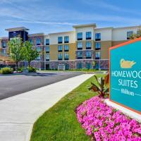 Homewood Suites By Hilton Poughkeepsie, hotel a Poughkeepsie