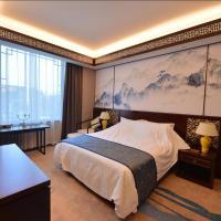 Jingcui Huanyi Hotel, hotel near Wuhan Tianhe International Airport - WUH, Wuhan