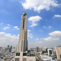 Baiyoke Sky Hotel, hotel a Bangkok