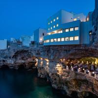 Hotel Grotta Palazzese, hotel a Polignano a Mare
